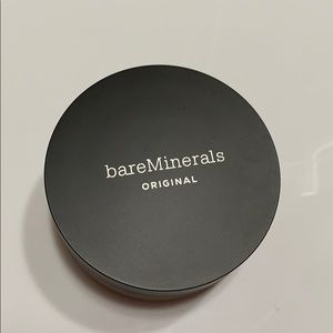 New Bare Minerals original foundation